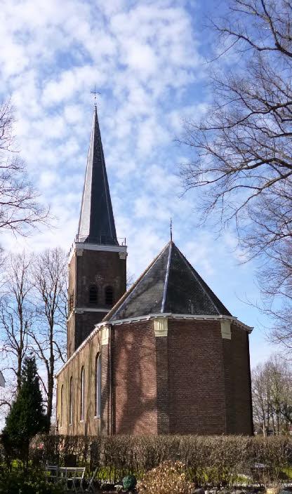 Hervormde gemeente Langweer-Teroele-Indijken-Boornzwaag